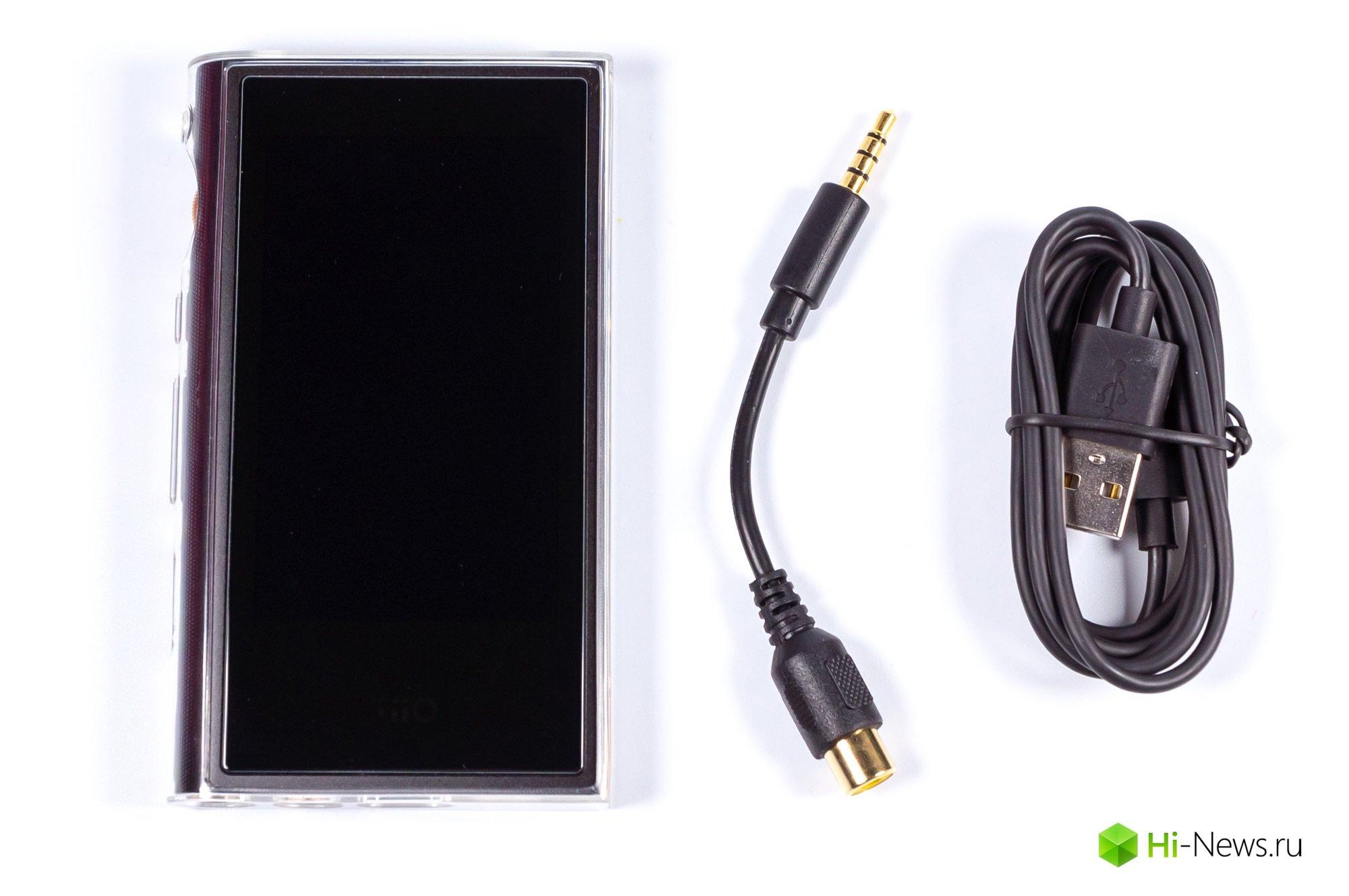 Обзор плеера FiiO M9 — современные возможности не в ущерб звуку