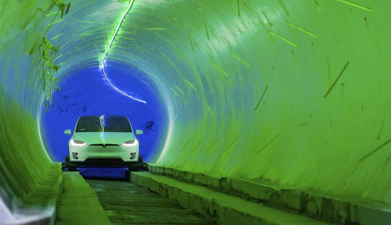 #Видео | Илон Маск рассказал об истории тоннеля The Boring и его безопасности