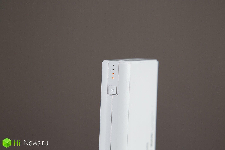 Этот внешний аккумулятор зарядит смартфон 5 раз. И не один