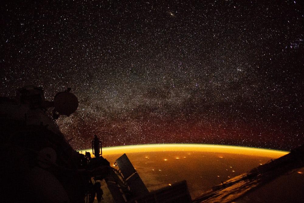 #галерея | Лучшие космические фотографии 2018 года