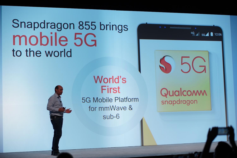 Qualcomm представила Snapdragon 855 — чип для флагманов 2019 года