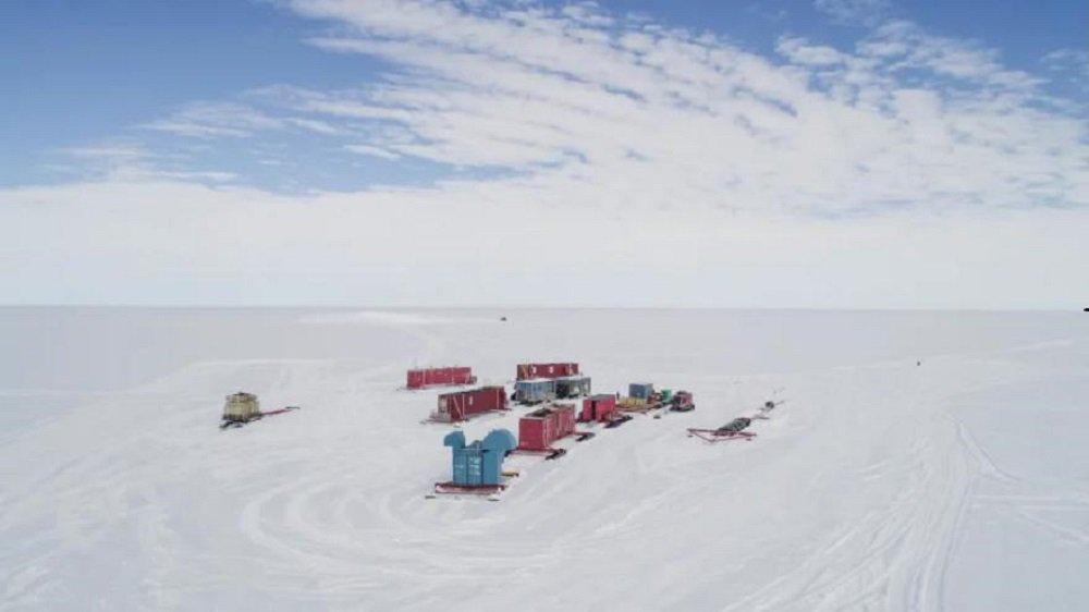 Антарктические ученые собираются пробурить одно из самых изолированных озер на Земле