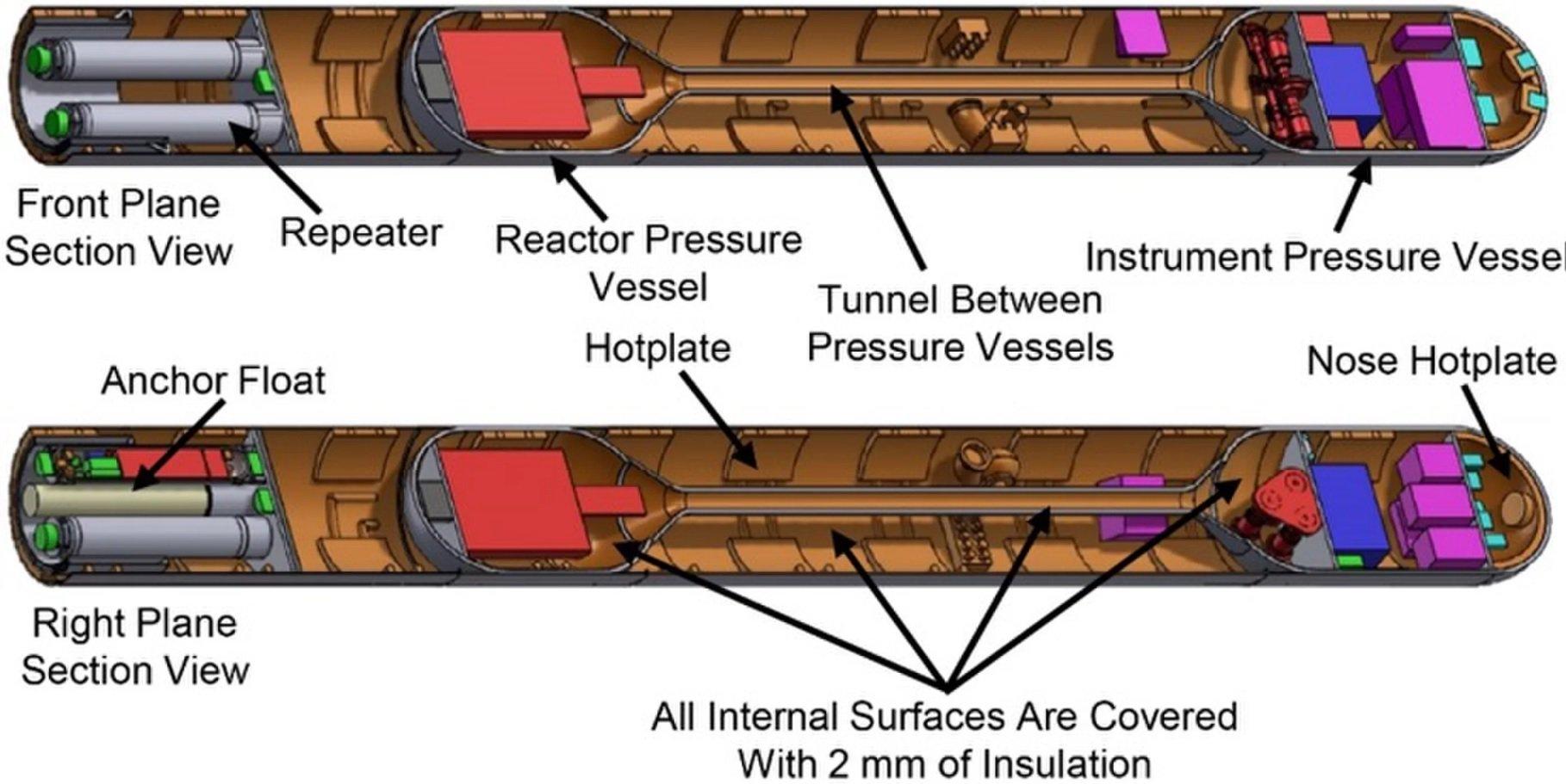 Ученые предлагают создать ядерный бур для поиска жизни на спутнике Юпитера