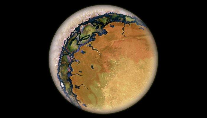 Ученые рассказали о новом типе планет, похожих на глазное яблоко