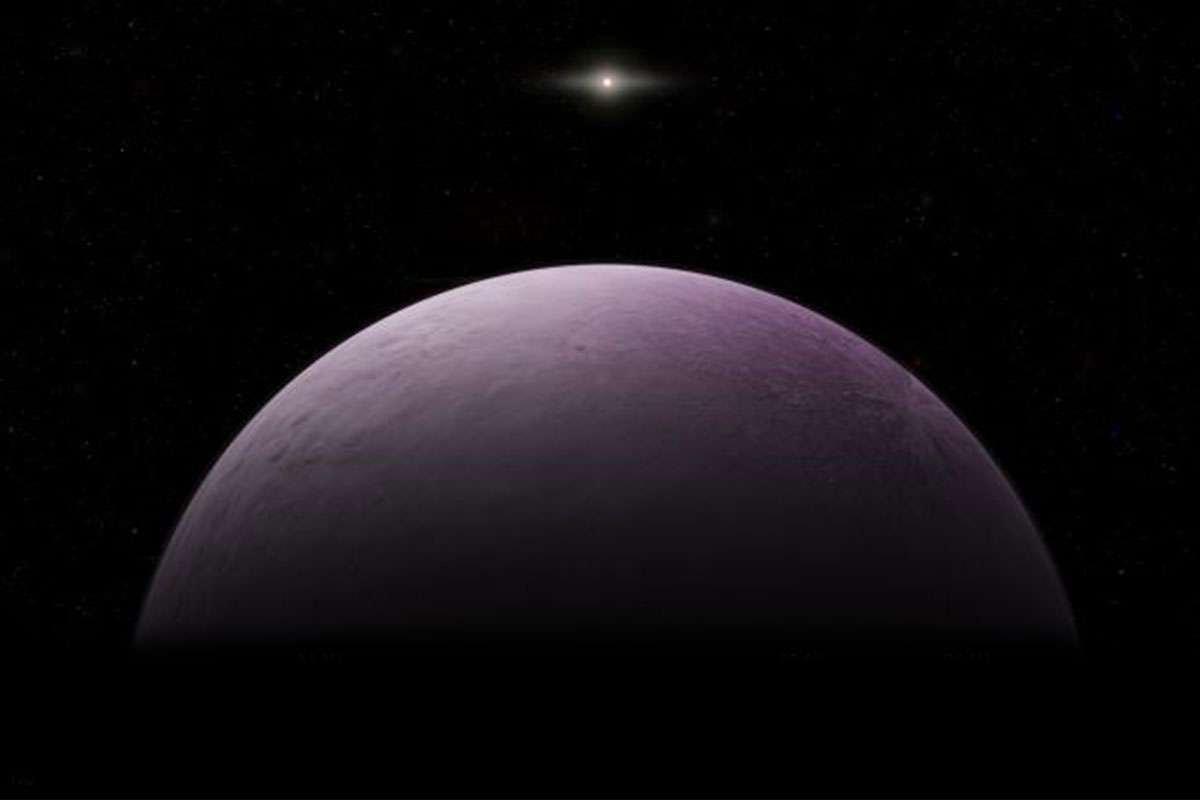 Астрономы открыли в Солнечной системе еще одну карликовую планету. Особенную