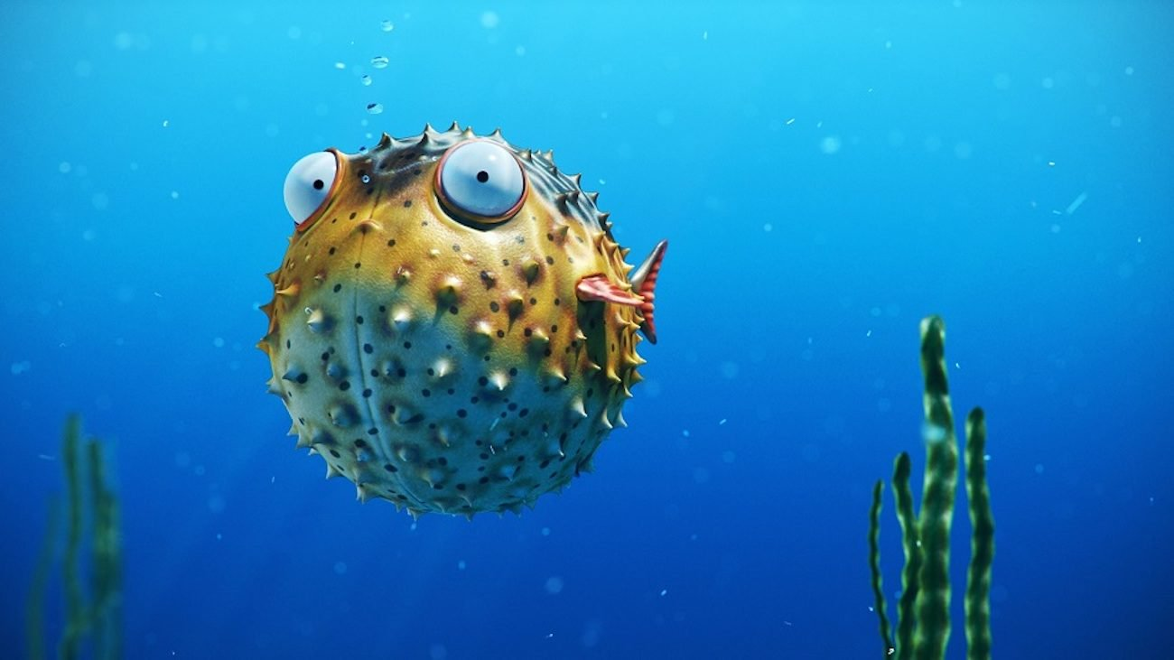 Зачем ученые поместили живую рыбу в трубу c дополненной реальностью?