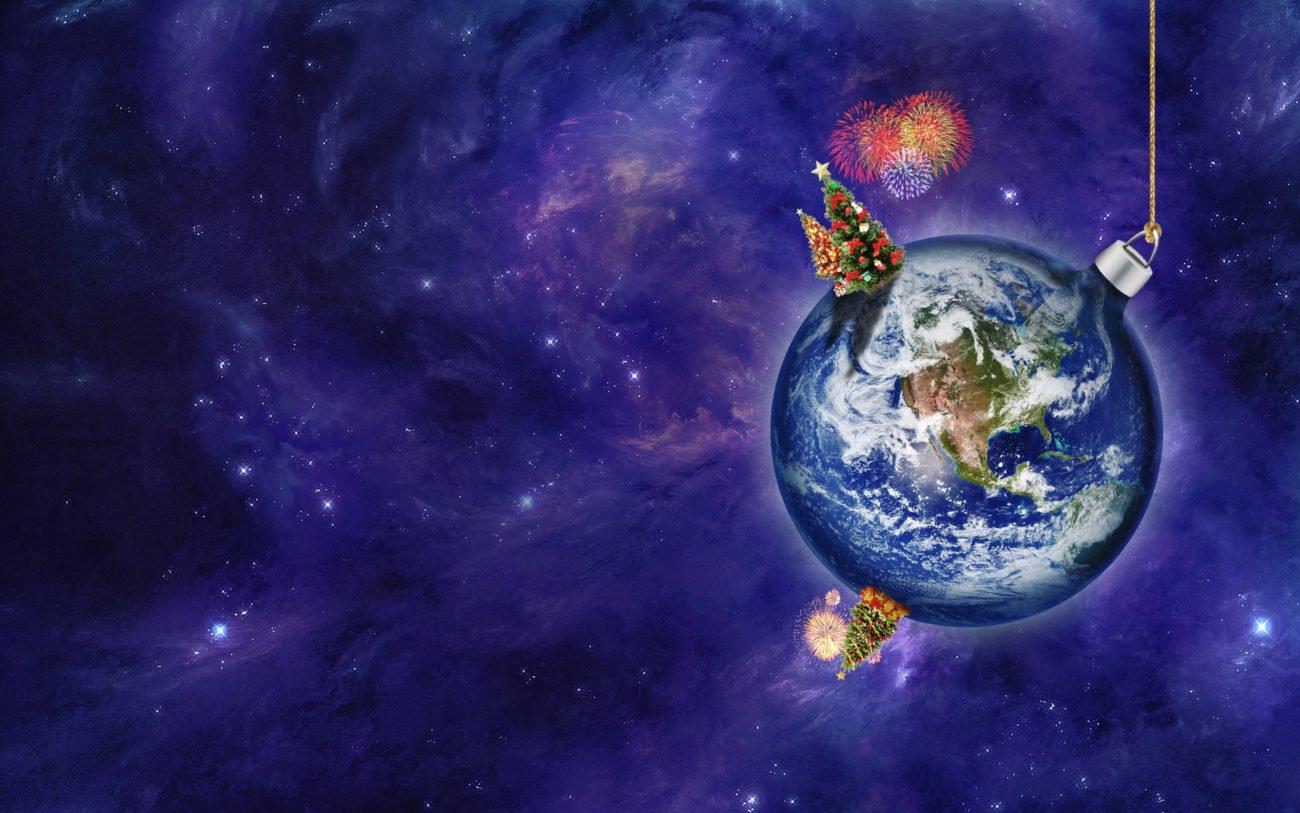 Сколько раз встретит Новый Год экипаж МКС?