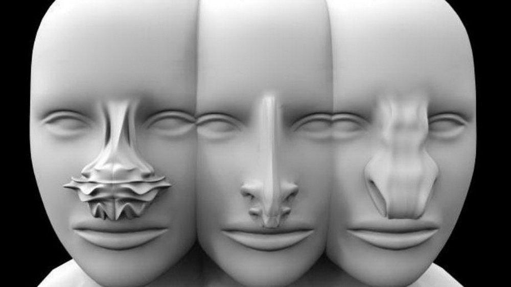 Дизайнер представил, как могут выглядеть носы марсианских колонистов