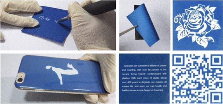 Китайские ученые создали многоразовую перезаписываемую бумагу