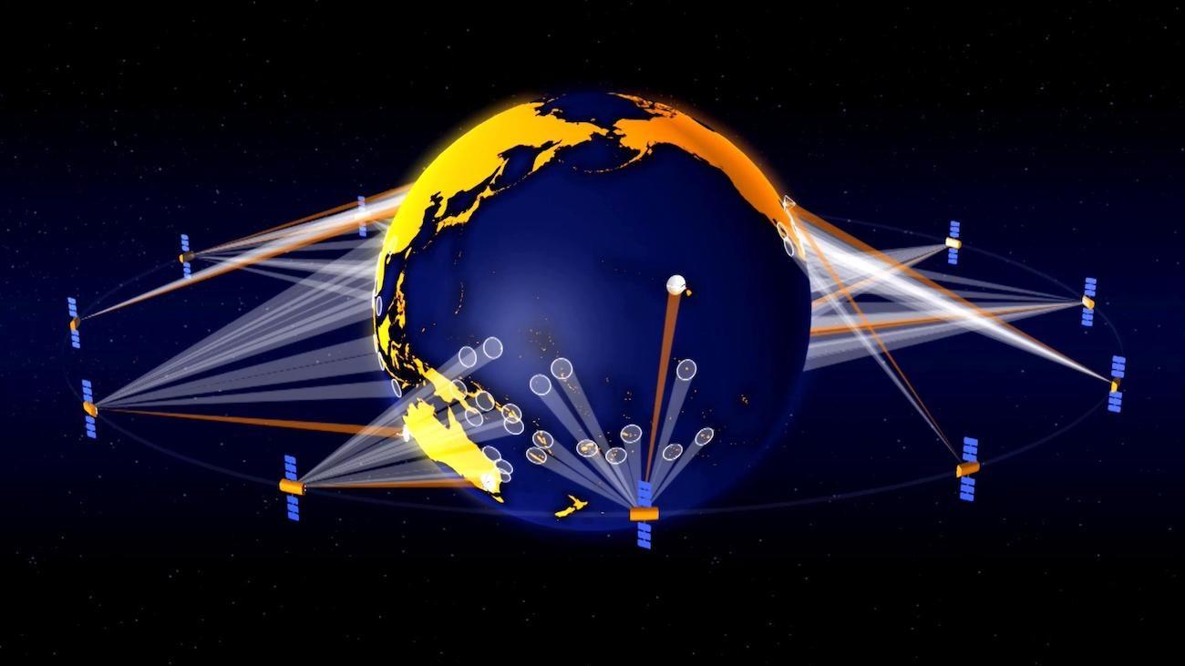 Китайская компания представила проект бесплатного спутникового интернета для всех