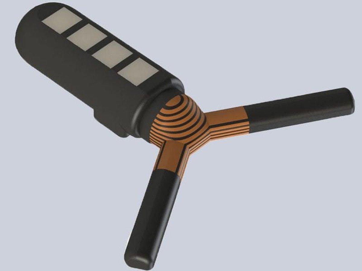 Создана электронная таблетка с дистанционным управлением