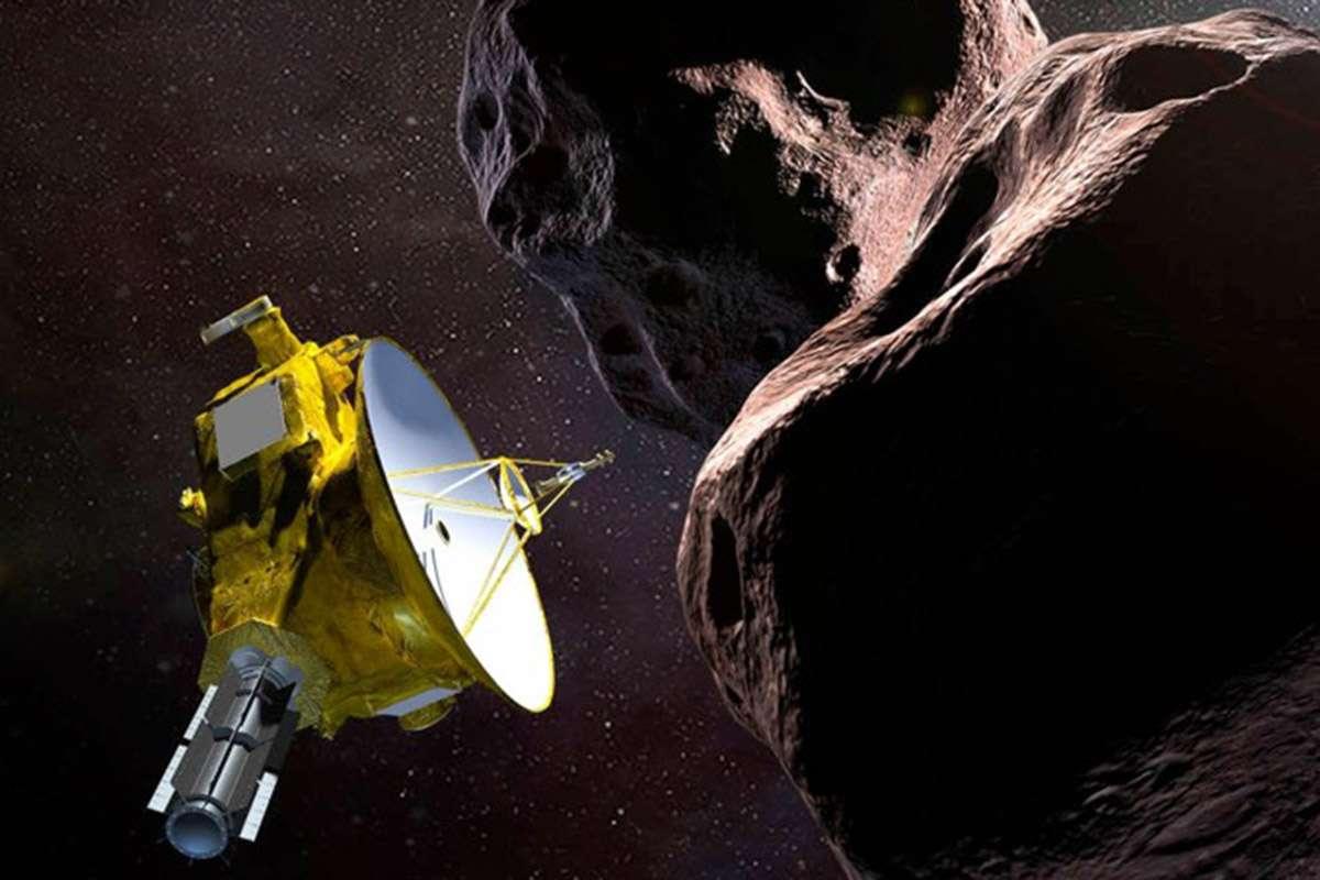 В первый день нового года зонд NASA посетит один из самых удаленных объектов Солнечной системы