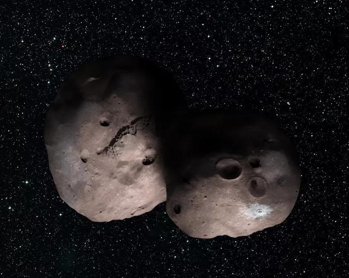 Что смотреть в Новый Год? Конечно, трансляцию NASA на границе Солнечной системы
