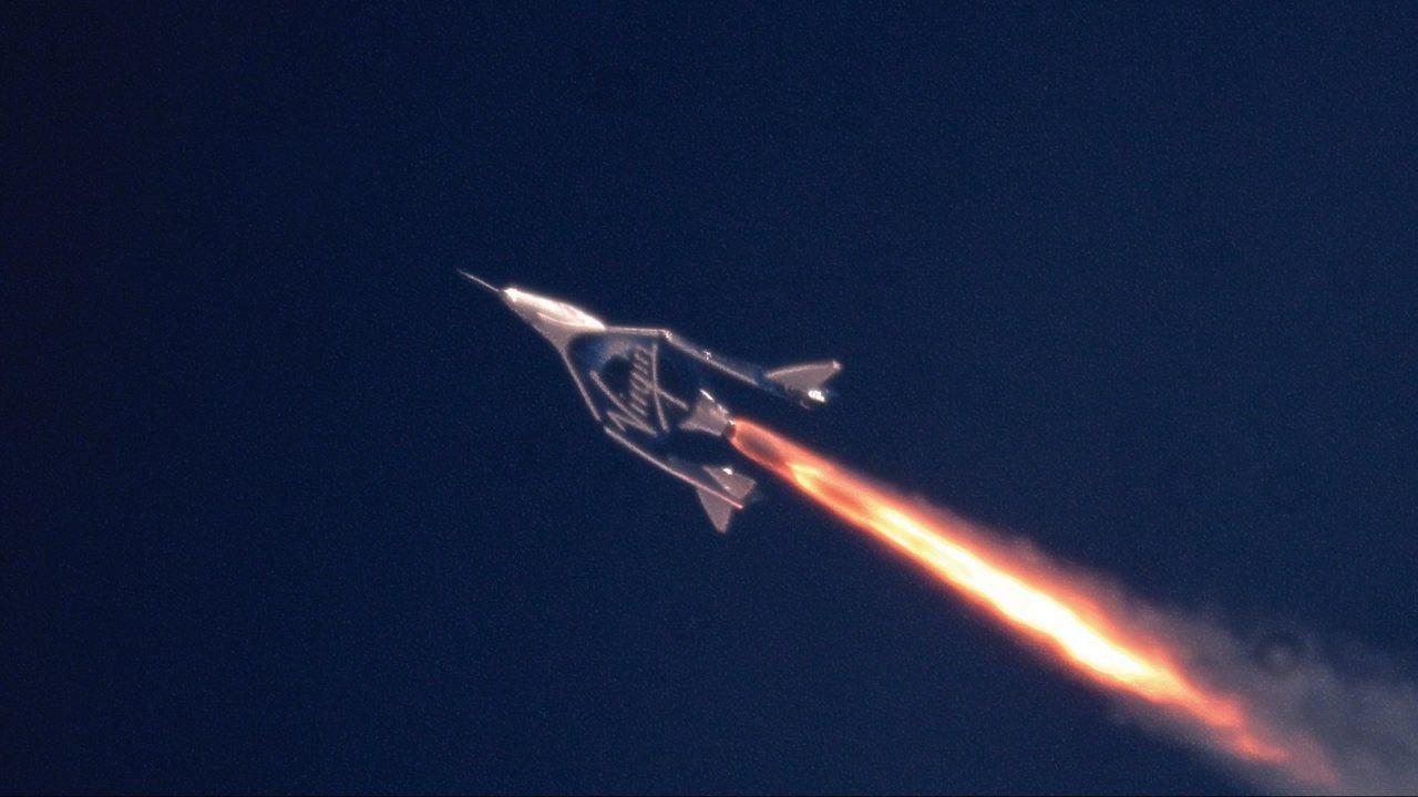 Исторический полет Virgin Galactic напомнил нам, что «космоса» не существует