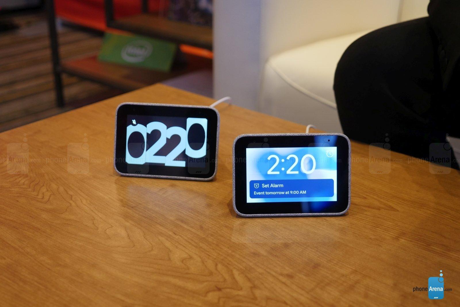 #CES | Lenovo показала, чем Google Assistant займется в спальне