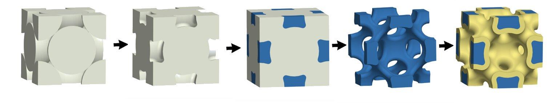 Прочность титана, плотность воды: инженеры создали «металлическую древесину»