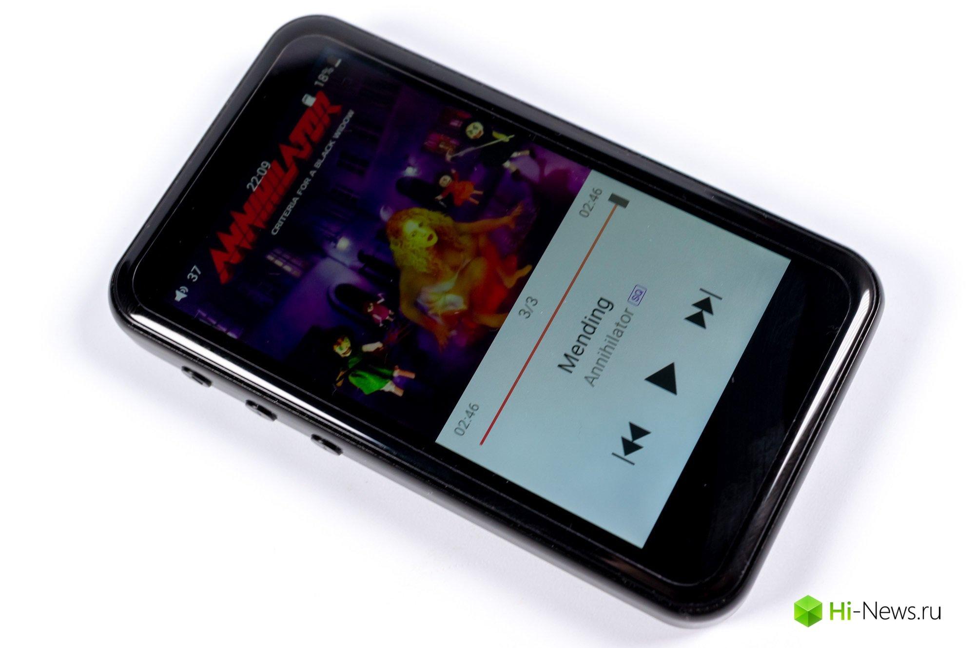 Обзор плеера FiiO M6 — 83 грамма музыки и шарма