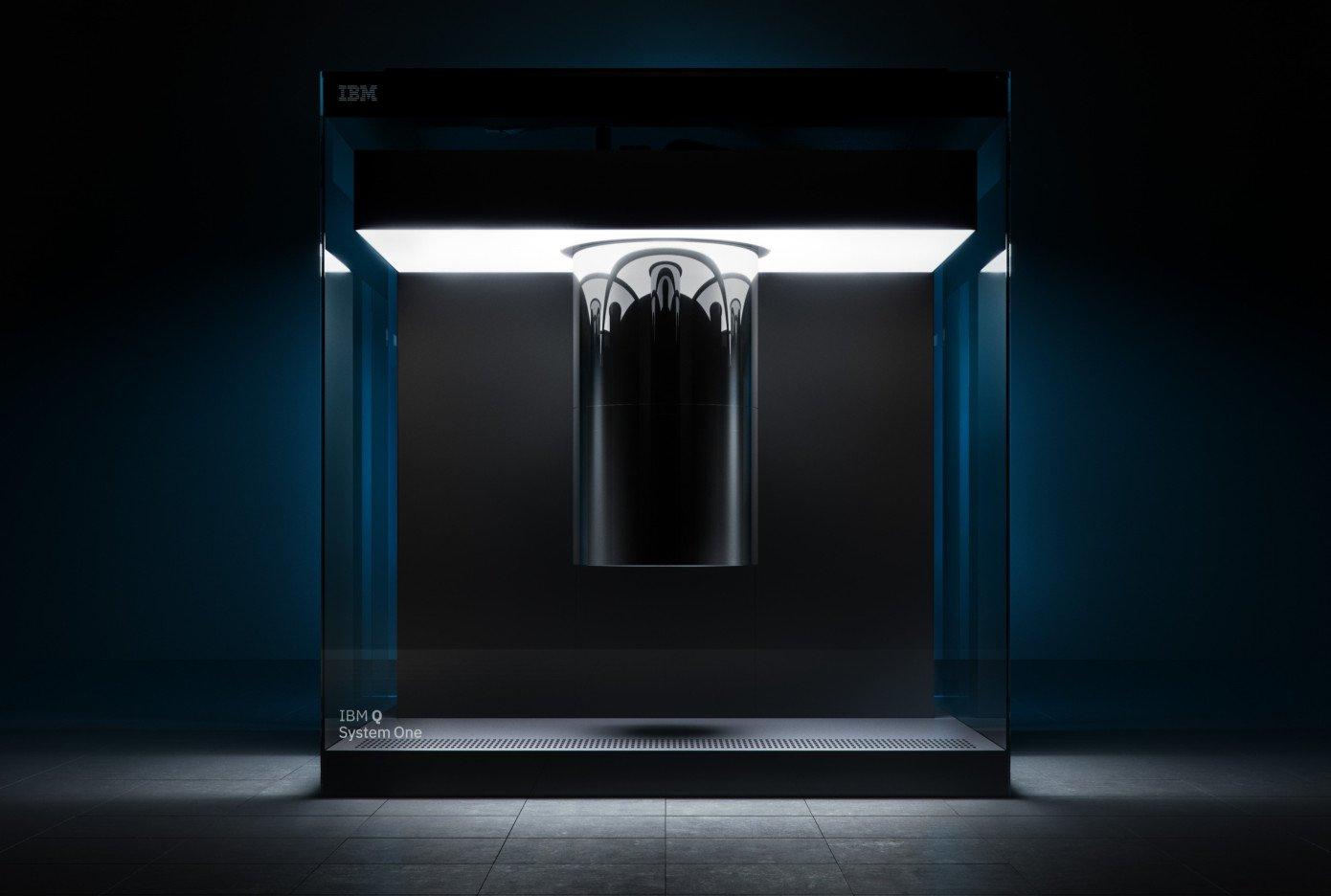 #CES | IBM представила свой первый квантовый компьютер массового производства