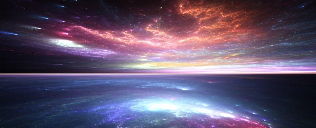Большой взрыв мог создать «зеркальную антивселенную» нашей Вселенной