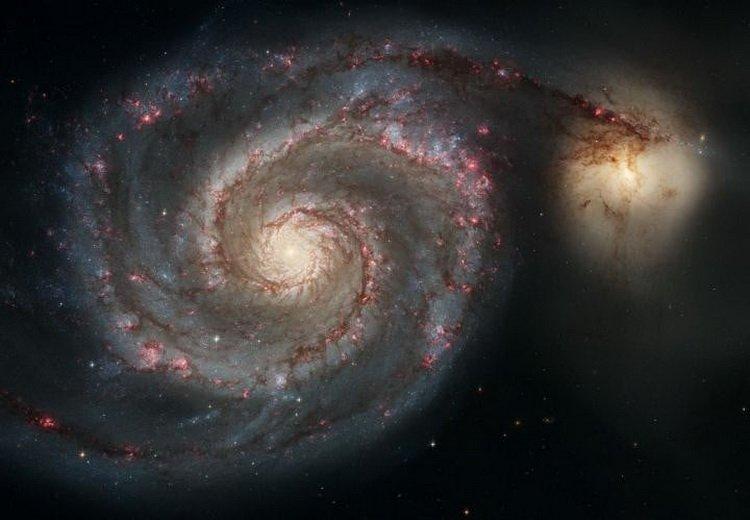 Через два миллиарда лет наша галактика столкнется с Большим Магеллановым Облаком
