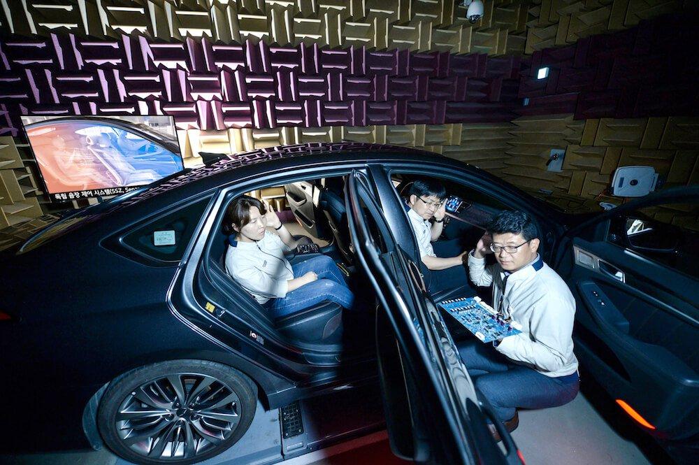 Bose добавит активное шумоподавление, чтобы ваша машина ехала тише