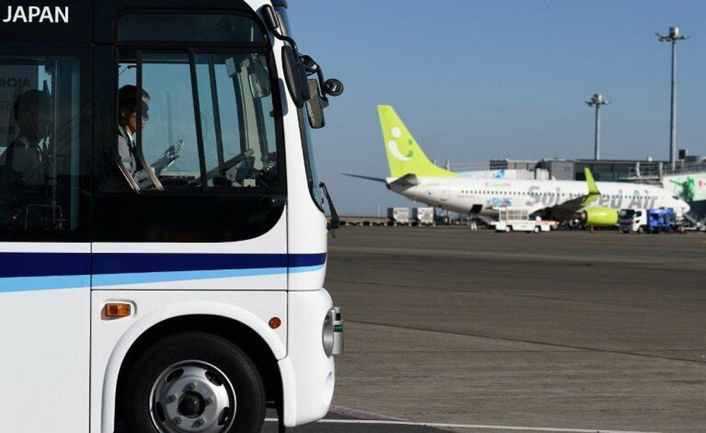 Токийский аэропорт предложит услуги беспилотного транспорта в ходе Олимпиады-2020