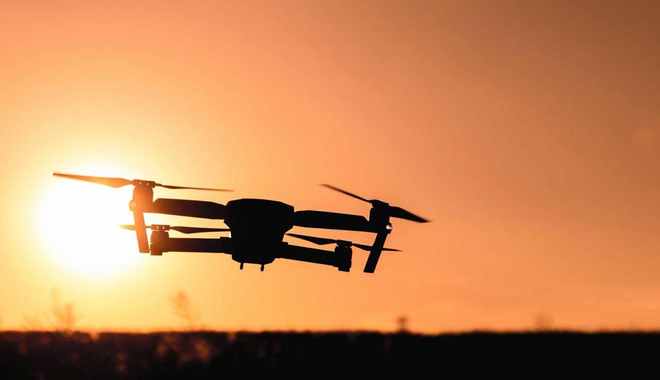 Аэропорты заплатили миллионы долларов за технологию защиты от дронов