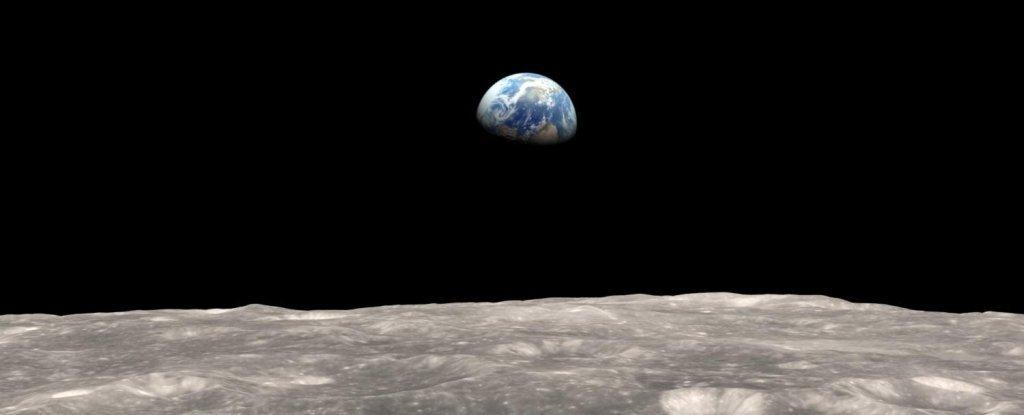 Самый древний камень Земли был обнаружен… на Луне