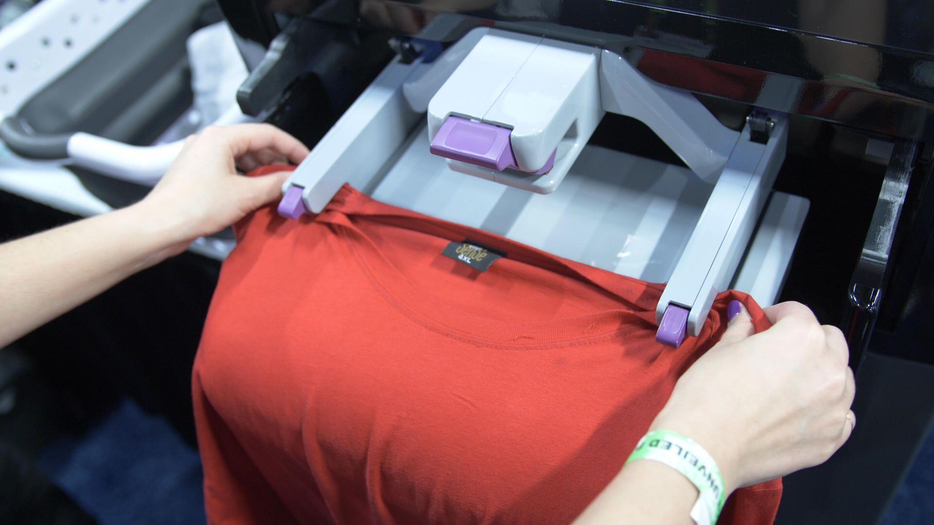 #CES | Робот, который сложит любую вашу одежду