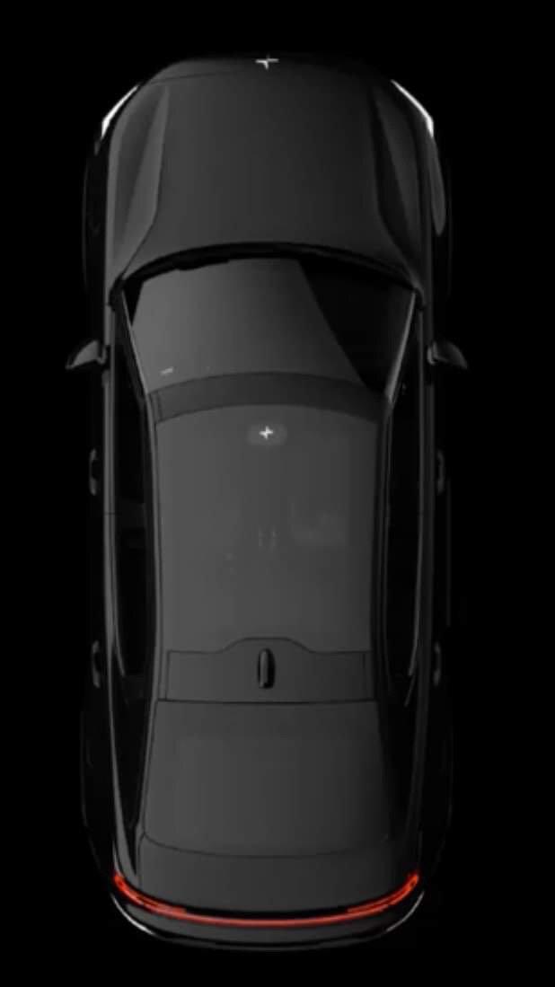 Автомобиль Volvo Polestar 2