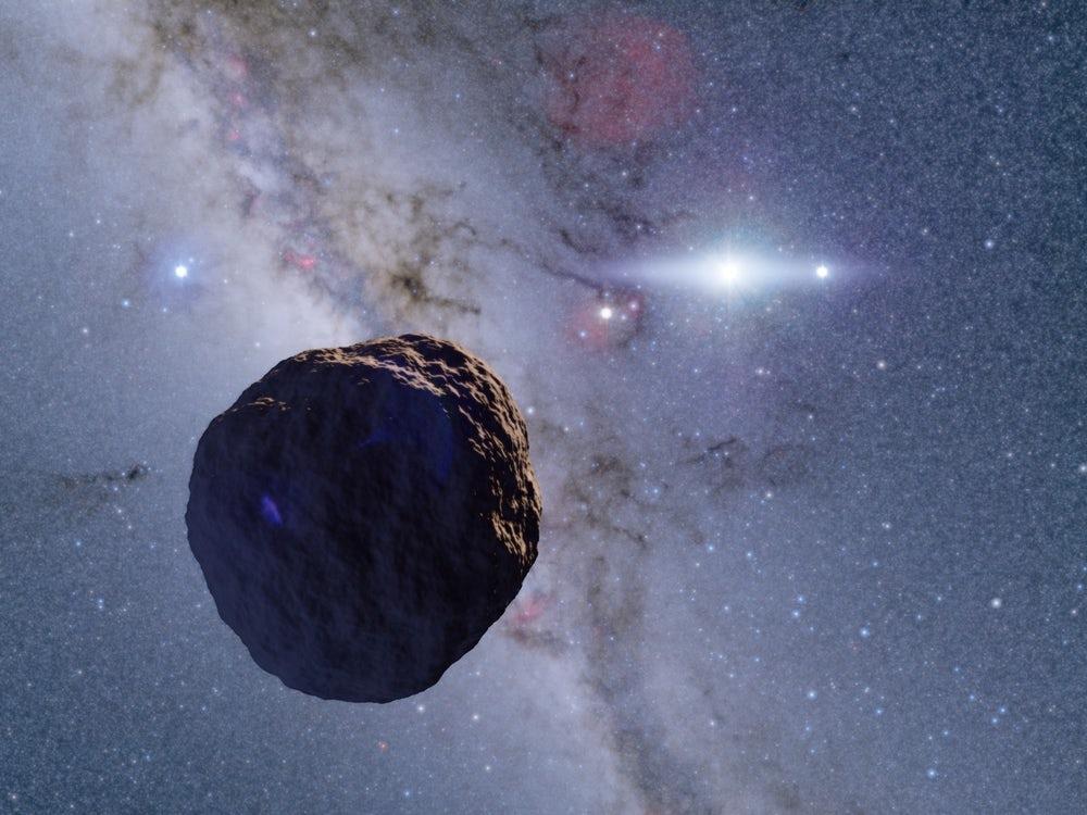 В Солнечной системе открыт новый класс объектов, что подтверждает давнюю теорию