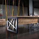 Кованная лофт мебель – идеальное решение для современного интерьера