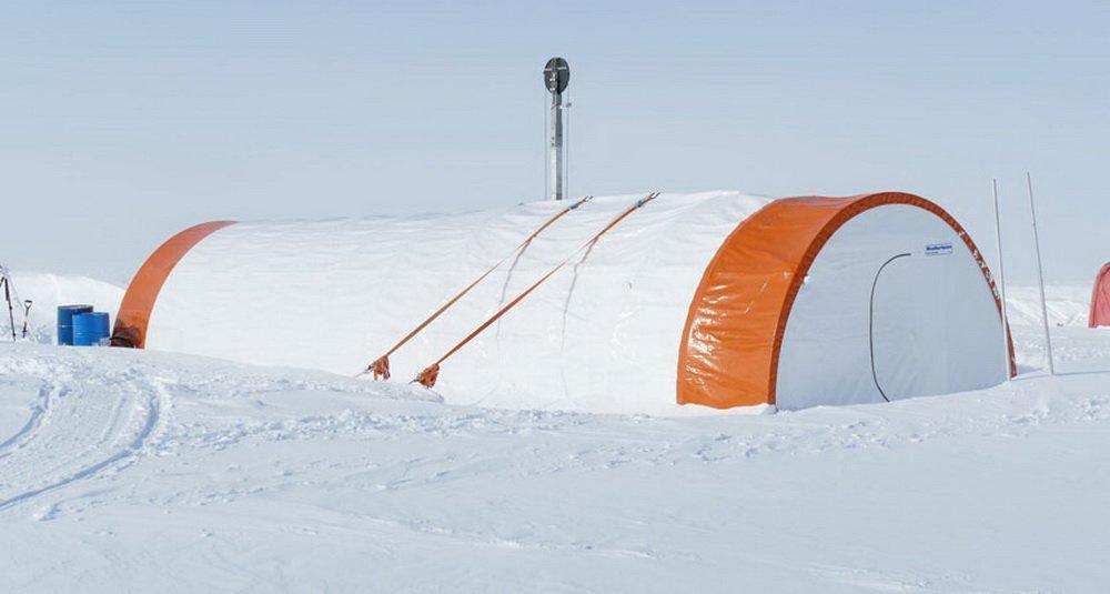 Прототип буровой установки, разработанной для Марса, испытают в Антарктиде