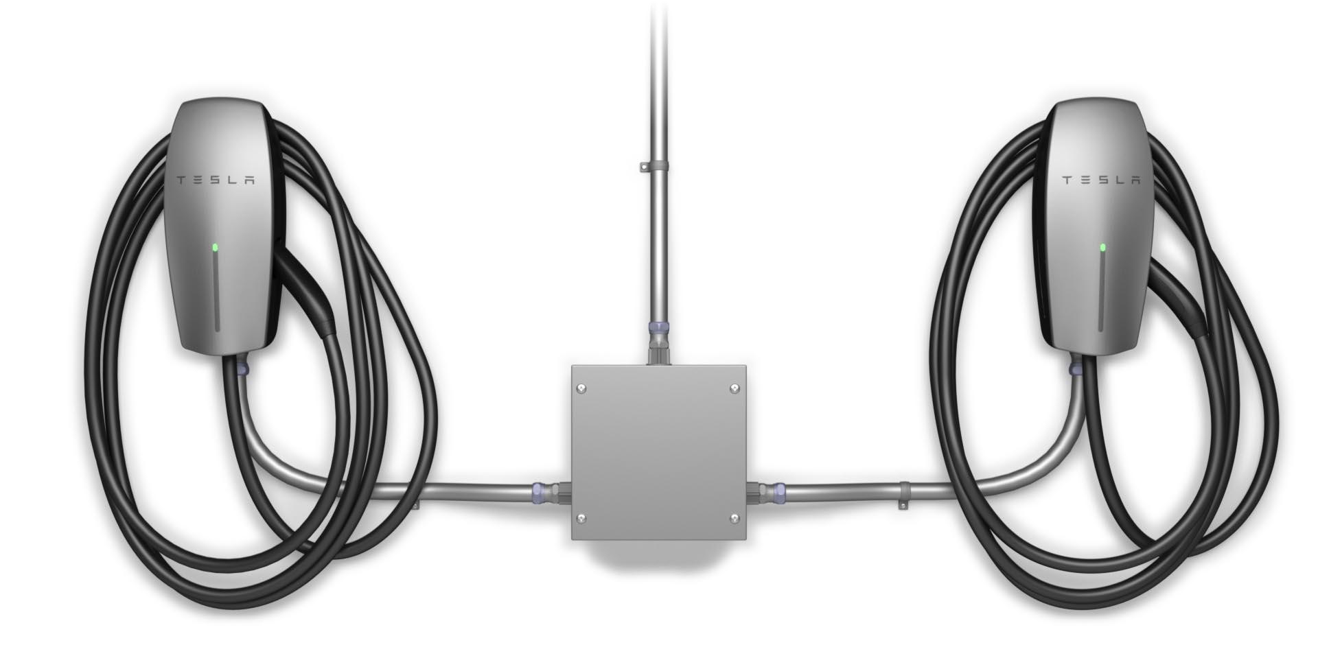 Tesla представила первую домашнюю зарядную станцию, которую можно подключить к сетевой розетке