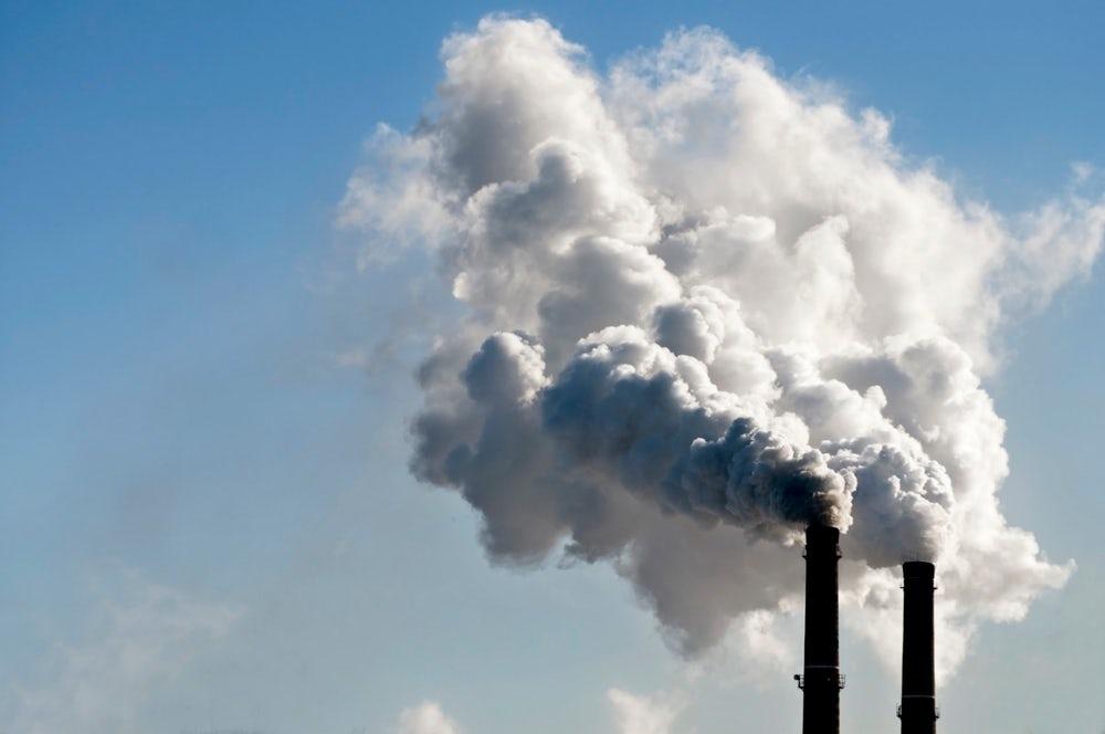 Углекислый газ можно переработать в электричество и водородное топливо