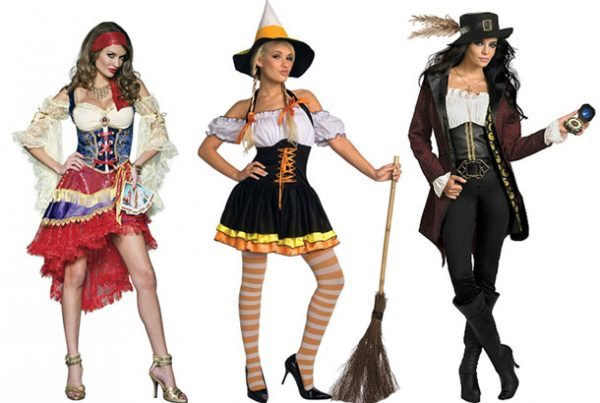 Где купить комплекты взрослых карнавальных костюмов