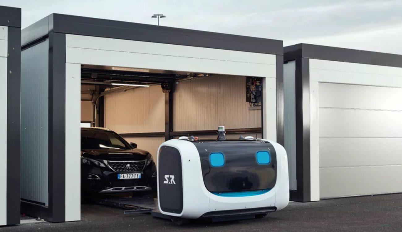 Роботы припаркуют ваш автомобиль там, где это кажется невозможным