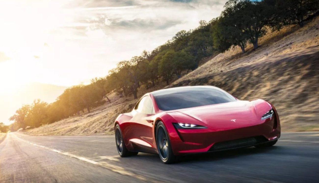 Илон Маск: Tesla Roadster станет летающим автомобилем
