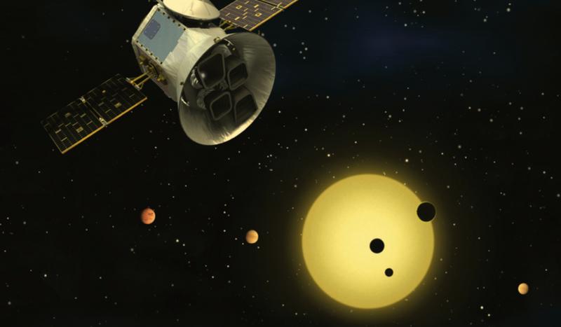 Удивительные находки нового охотника за экзопланетами NASA: телескопа TESS