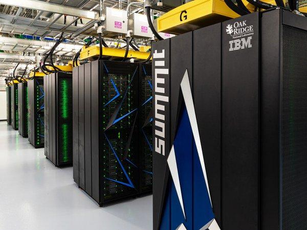Самый быстрый суперкомпьютер в мире побил рекорд искусственного интеллекта