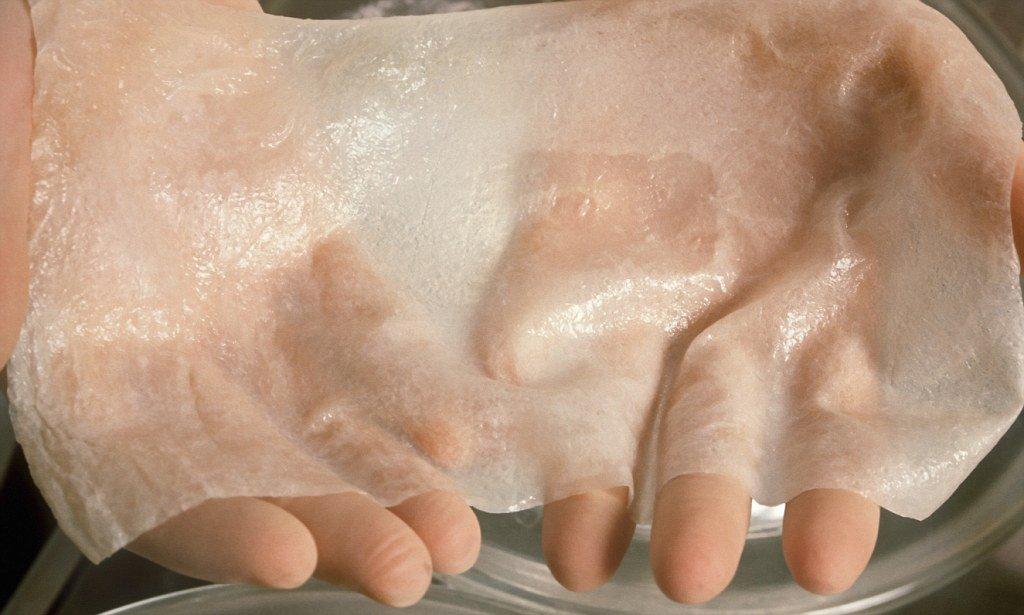 Ученые разработали искусственную кожу со «сверхчеловеческими» возможностями