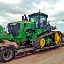 Перевозка сельхозтехники из США: быстро, надежно, доступно