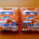 Кассеты Gillette Fusion Proglide