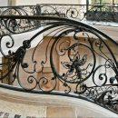 Качественные кованые лестницы и прочие изделия в Одессе