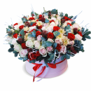 Свежие цветы с доставкой в Черновцах – лучший подарок на все времена