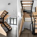 Как выбрать лестницу на второй этаж
