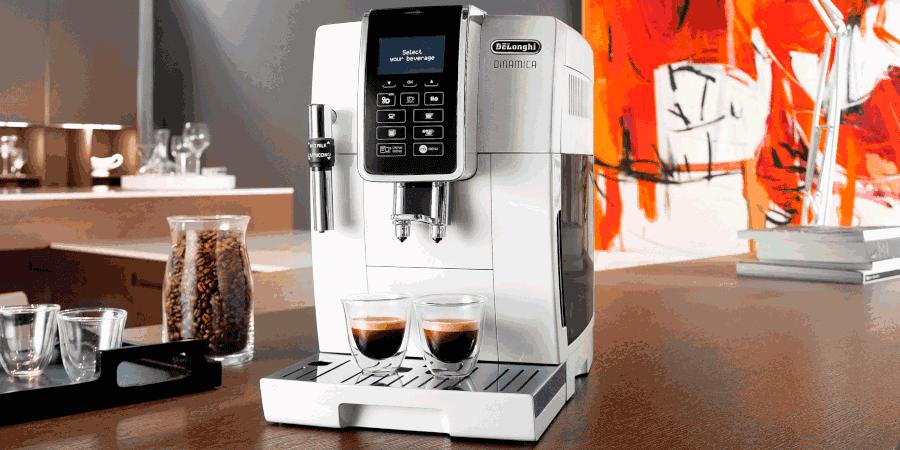 Где заказать кофемашину «ДеЛонги» по доступной цене