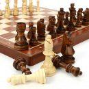 Купить деревянные шахматы высокого качества